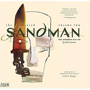 THE ANNOTATED SANDMAN VOLUME TWO (ENGLISH)