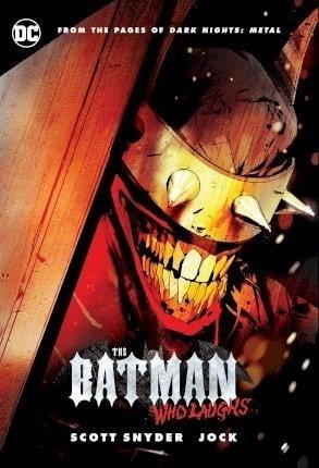 THE BATMAN WHO LAUGHS (ENGLISH)