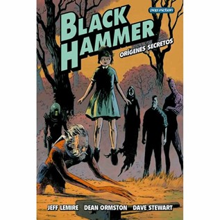 BLACK HAMMER ORIGENES SECRETOS VOL 01