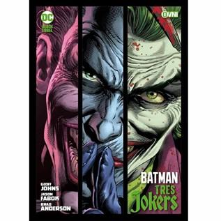 BATMAN TRES JOKERS (EDICION DELUXE)