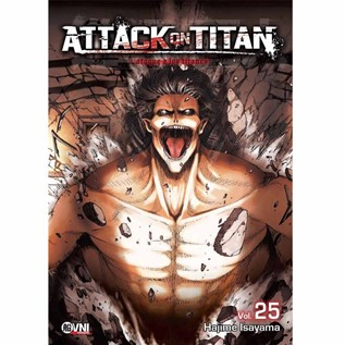 ATTACK ON TITAN 25