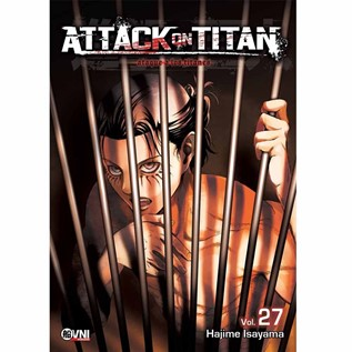 ATTACK ON TITAN 27