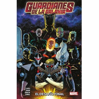 GUARDIANES DE LA GALAXIA 01 EL DESAFIO FINAL