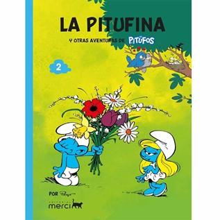 LOS PITUFOS 02 LA PITUFINA