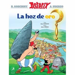 ASTERIX 02 LA HOZ DE ORO
