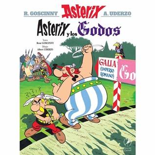 ASTERIX 03 ASTERIX Y LOS GODOS