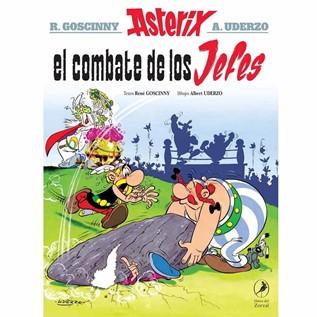 ASTERIX 07 EL COMBATE DE LOS JEFES