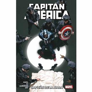 CAPITAN AMERICA 02 CAPITAN DE LA NADA