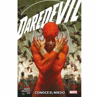 DAREDEVIL 01 CONOCE EL MIEDO