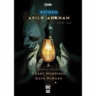BATMAN ASILO ARKHAM EDICION ABSOLUTA