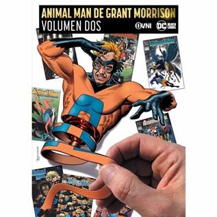 ANIMAL MAN DE GRANT MORRISON VOL. 02