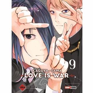 KAGUYA-SAMA LOVE IS WAR 09