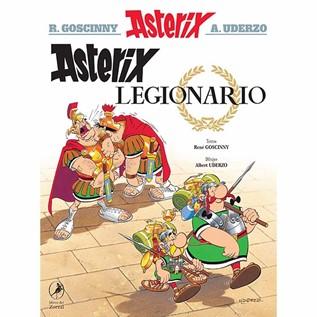 ASTERIX 10 ASTERIX LEGIONARIO