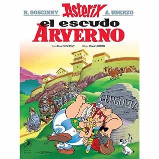 ASTERIX 11 EL ESCUDO ARVERNO