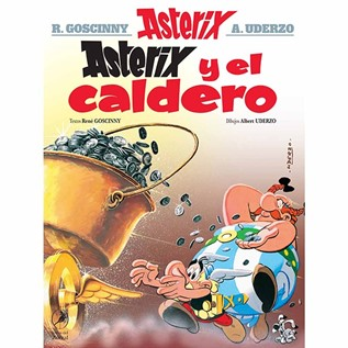 ASTERIX 13 ASTERIX Y EL CALDERO