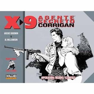AGENTE SECRETO X9 01 1967-1968 OPERACION MARINA VLADESKY