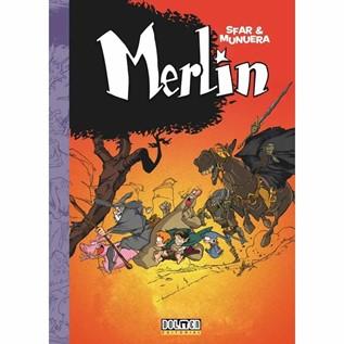 MERLIN INTEGRAL 02 DE 02