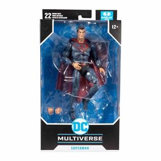 FIGURA DC MULTIVERSE 15133-CFRO RED SON SUPERMAN