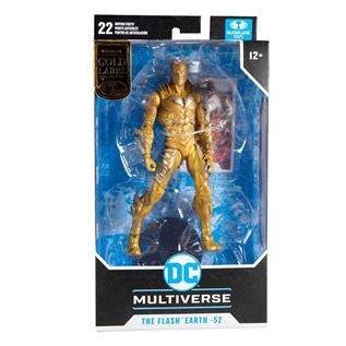 FIGURA DC MULTIVERSE 15151-CFRO RED DEATH GOLD GOLD LABEL SERIES