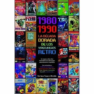 1980-1990 LA DECADA DORADA DE LOS VIDEOJUEGOS RETRO