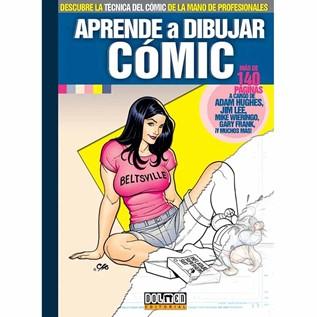 APRENDE A DIBUJAR COMIC 01 (CARTONE)