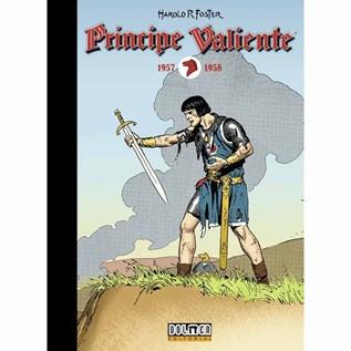 PRINCIPE VALIENTE VOL. 11 1957-1958