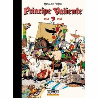 PRINCIPE VALIENTE VOL. 12 1959-1960