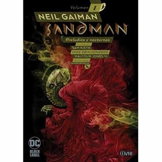 SANDMAN VOL. 01 PRELUDIOS Y NOCTURNOS