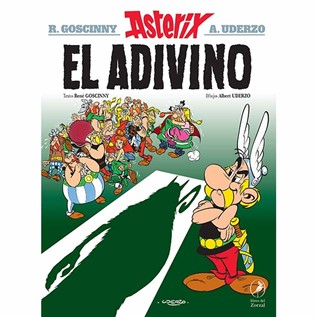 ASTERIX 19 EL ADIVINO