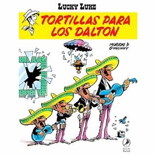 LUCKY LUKE 16 TORTILLAS PARA LOS DALTON