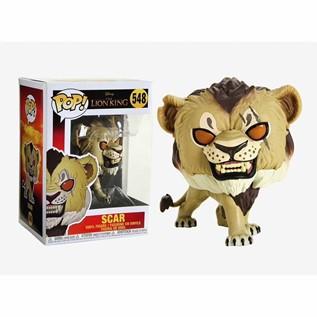 FUNKO POP DISNEY THE LION KING (LA) 548 SCAR