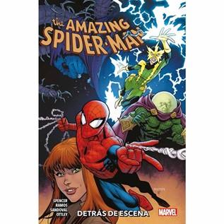 THE AMAZING SPIDER-MAN 03 DETRAS DE ESCENA
