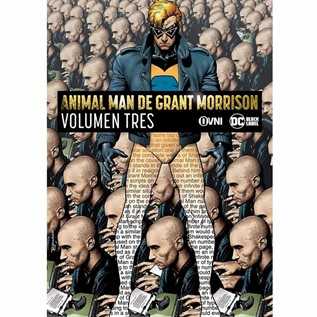 ANIMAL MAN DE GRANT MORRISON VOL. 03