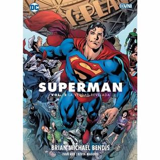SUPERMAN DE BRIAN MICHAEL BENDIS VOL 02