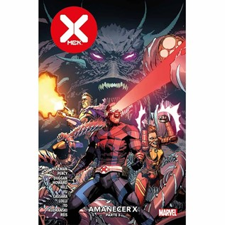 X-MEN 07 AMANECER X PARTE 03