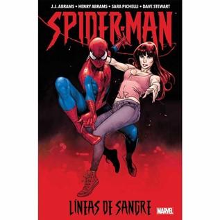 SPIDER-MAN LINEAS DE SANGRE (HC) VOL 01