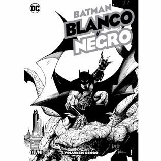 BATMAN BLANCO Y NEGRO VOL 05