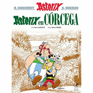 ASTERIX 20 ASTERIX EN CORCEGA