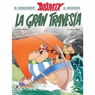 ASTERIX 22 LA GRAN TRAVESIA