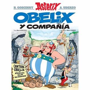 ASTERIX 23 OBELIX Y COMPA IA