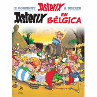 ASTERIX 24 ASTERIX EN BELGICA
