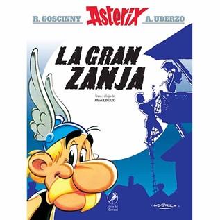 ASTERIX 25 LA GRAN ZANJA
