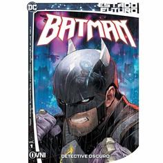 ESTADO FUTURO BATMAN VOL. 01 DETECTIVE OSCURO