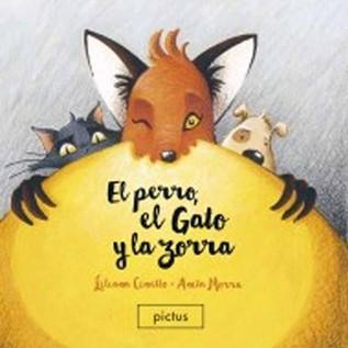 MAXI ALBUM 02 EL PERRO EL GATO Y LA ZORRA