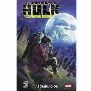 EL INMORTAL HULK 04 ABOMINACION