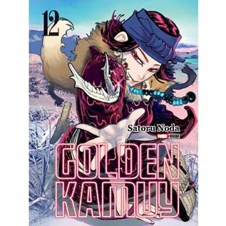 GOLDEN KAMUY 12