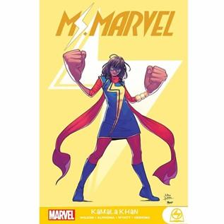 MS MARVEL 01 KAMALA KHAN