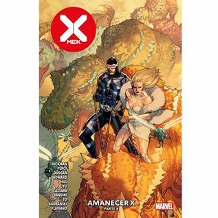 X-MEN 08 AMANECER X PARTE 04