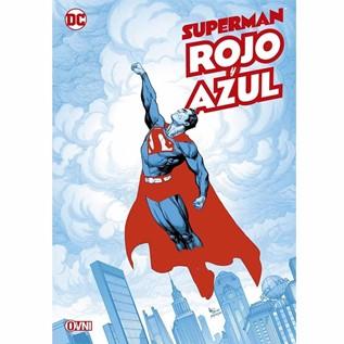 SUPERMAN ROJO Y AZUL