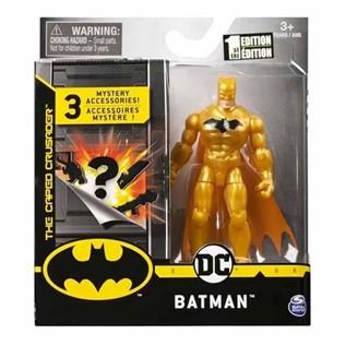 FIGURA BATMAN 67801B 02 GOLDEN BATMAN ARTICULADA 4'' 10 CM